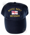 RN VETERAN ENSIGN Baseball cap